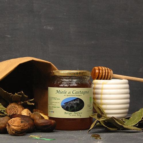 Miele di castagno Az. Agricola Montagna Verde