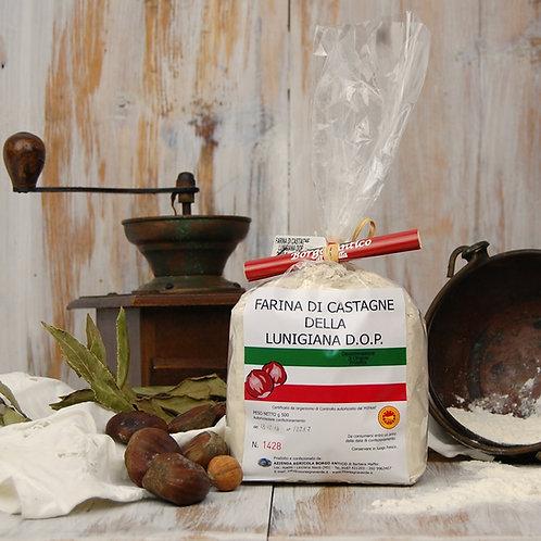 Farina di Castagne DOP