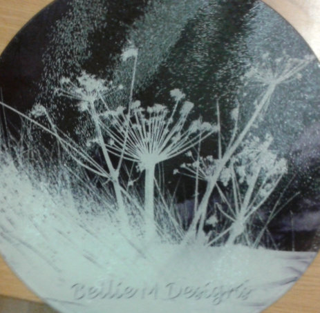 Personalised Glass Chopping Boards