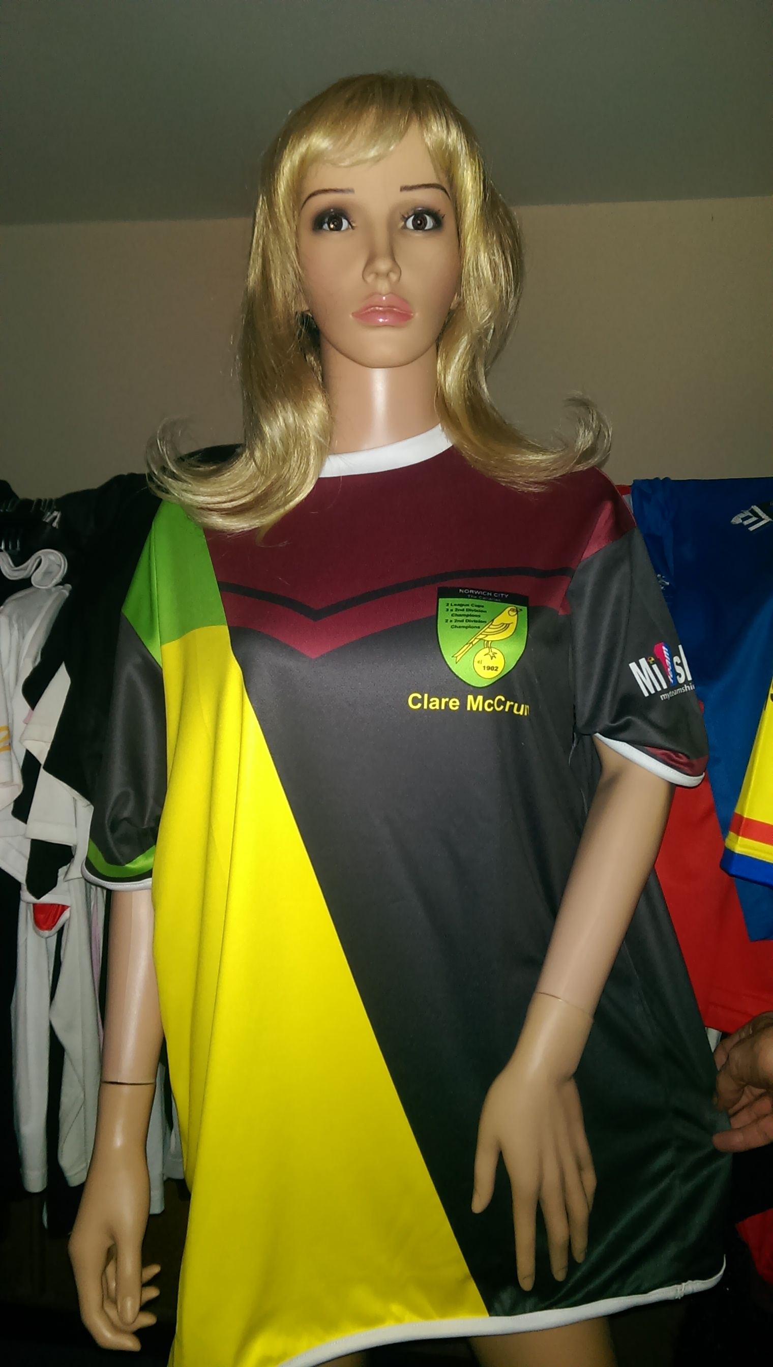 Home_Away Football Shirt