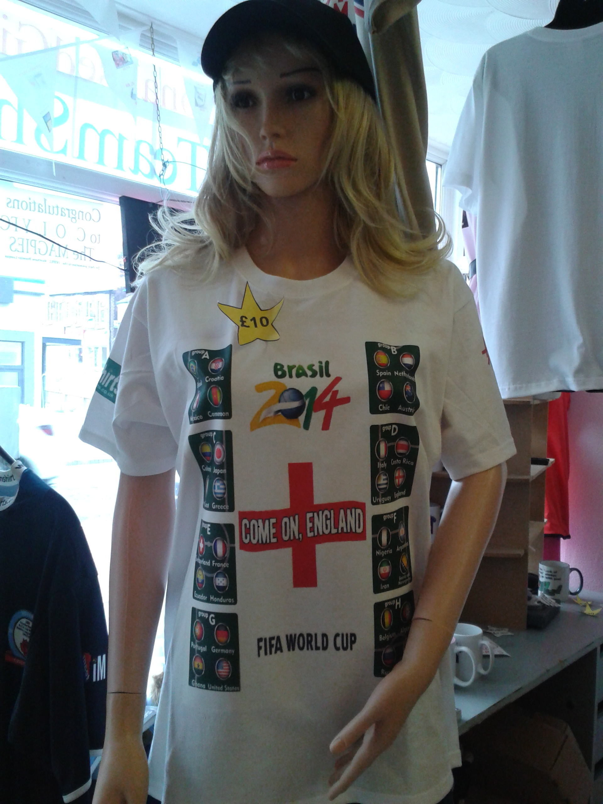 World Cup Tee