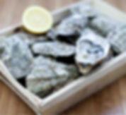 Les produits e la mer en Norrmandie
