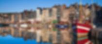 Honfleur, Côte Fleurie, la belle époque en Normandie