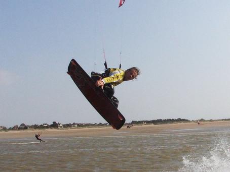 LE KITE SURF, l'activité phare en Normandie