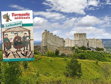 La Normandie médiévale avec le Routard