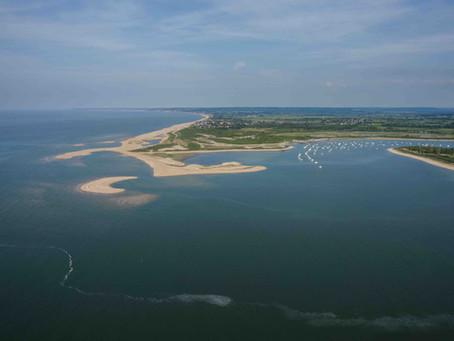 Estuaire de l'Orne  Merville Franceville Plage