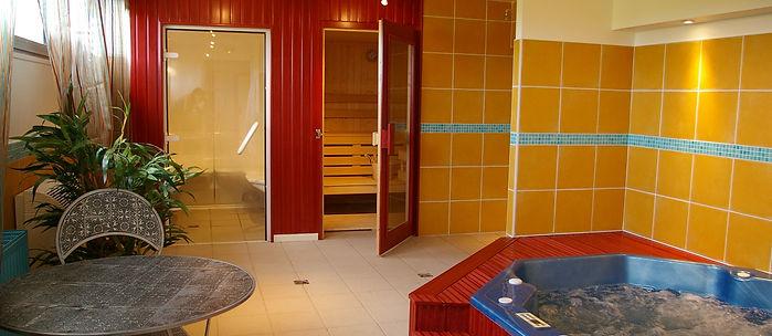 Espace bien être Hôtel club Normandie