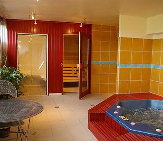 Espce bien être avec hammam, sauna et spa