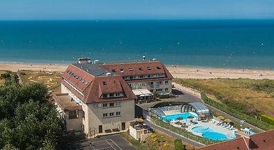 Venez découvrir notre nouvelle Résidence Le Bois Flotté à 400 m de la plage de Merville Franceville dans le Calvados, en Normandie
