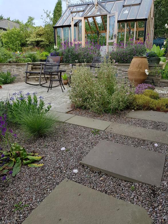 Victorian Cottage Garden