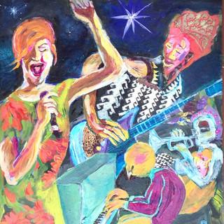 Leena Pickles and The Pepper Dash Trio