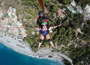 """""""Hay que superar el miedo"""" entrevista a Raúl Rodríguez bicampeon del mundo parapente acrobático."""