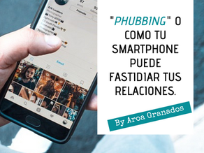Phubbing o como tu smartphone puede fastidiar tus relaciones.