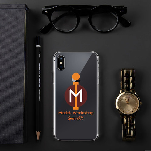 Cover Ufficiale Madak Workshop per Iphone