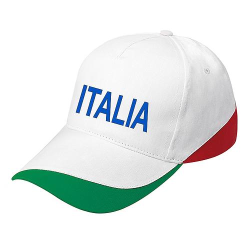 """Berretto Tricolore """"ITALIA"""""""