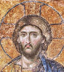Christ_Pantocrator_mosaic_from_Hagia_Sop