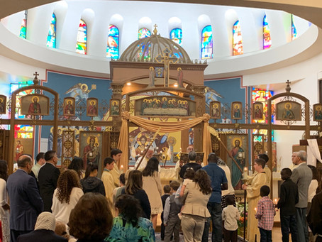 UNDERSTANDING OUR PARTICIPATION IN THE DIVINE LITURGY