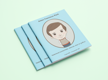 Informatief soft-cover boek