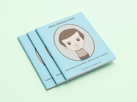 illustratie concept - informatie boekjes