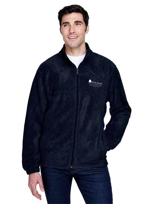 MUSC Health Harriton Men's 8 oz. Full-Zip Fleece M990