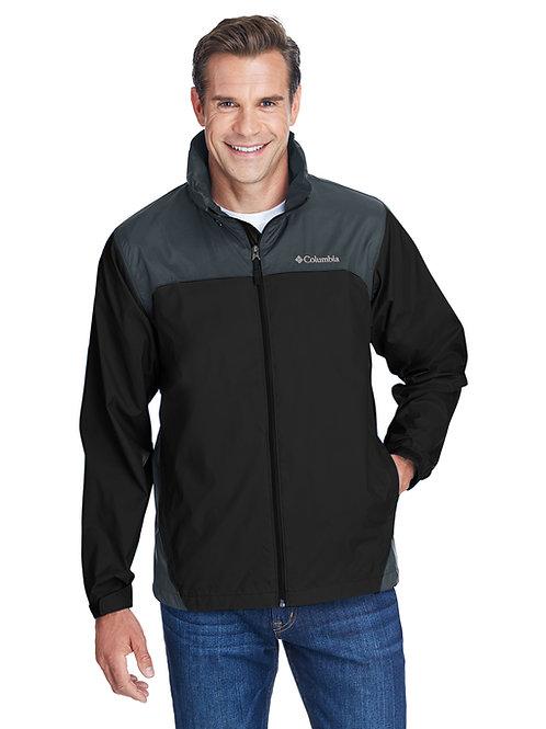 Columbia Men's Glennaker Lake Rain Jacket (with logo)