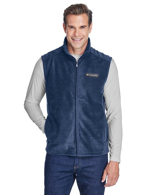 Columbia Men's Benton Spring Full-Zip Fleece (with logo)