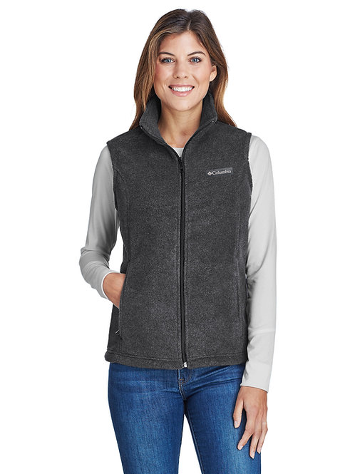 Columbia Ladies' Benton Springs Vest (with logo)