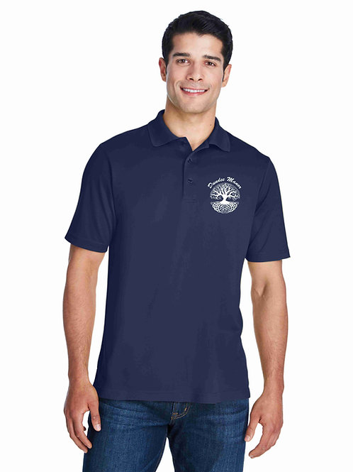 Dundee Manor Men's Core 365 Performance Pique Polo 88181
