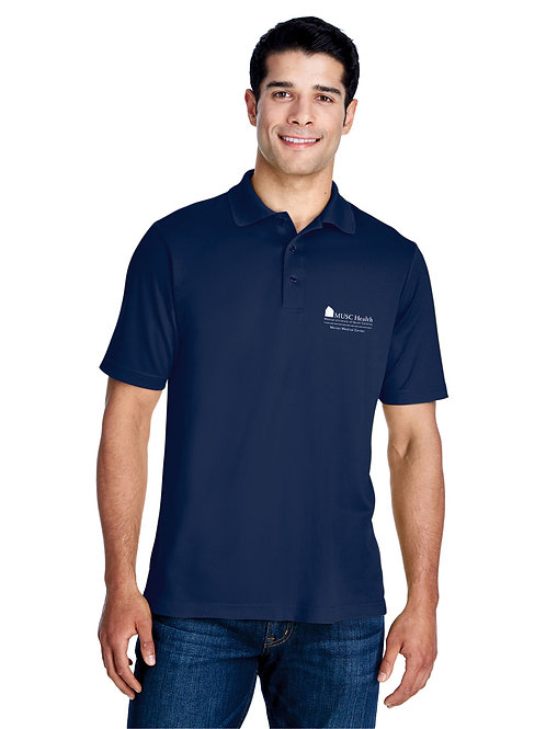 MUSC Health Men's Core 365 Performance Pique Polo 88181
