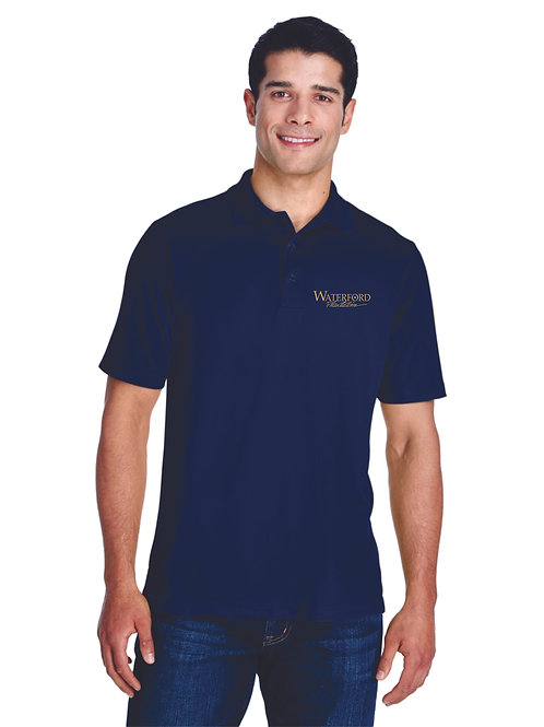 Waterford Plantation Men's Core 365 Performance Pique Polo 88181
