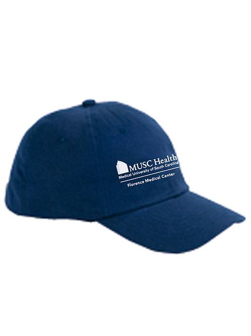 MUSC Health Navy Hat BX001