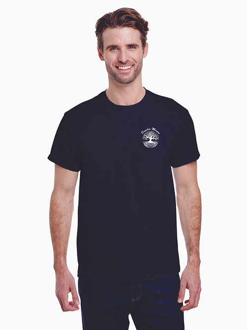 Dundee Manor Embroidered Gildan Adult Heavy Cotton 5.3 oz. T-Shirt G500