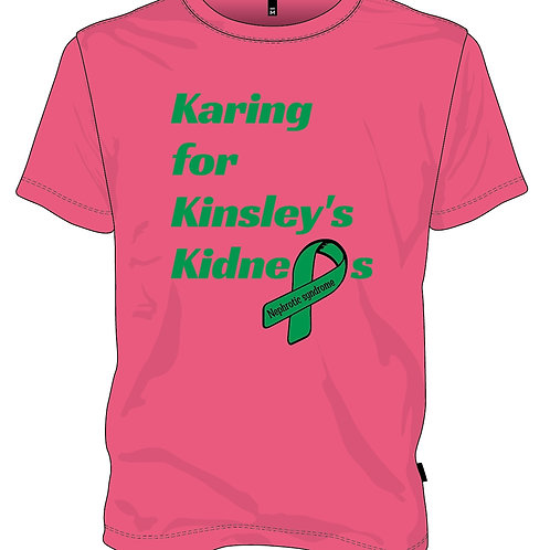 Youth Karing for Kinsley's Kidneys T-Shirt G500