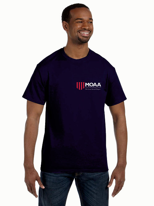 MOAA Grand Strand Gildan Adult Heavy Cotton™ 5.3 oz. T-Shirt
