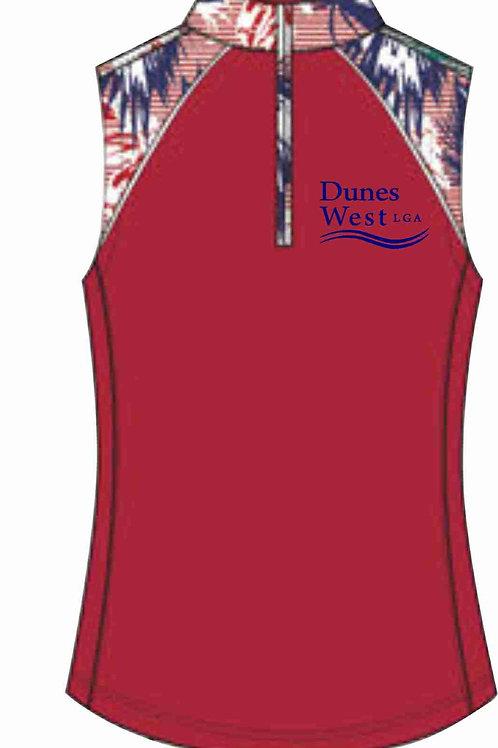 Dunes West LGA Ladies' Dry Swing Monterey Club Sleeveless Polo 2501