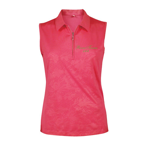 Rivertowne LGA Ladies' Dry Swing Monterey Club Sleeveless Polo 2457