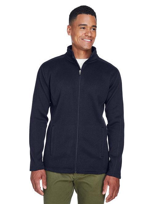 Harbor Point Men's Devon & Jones Bristol Full-Zip Jacket DG793