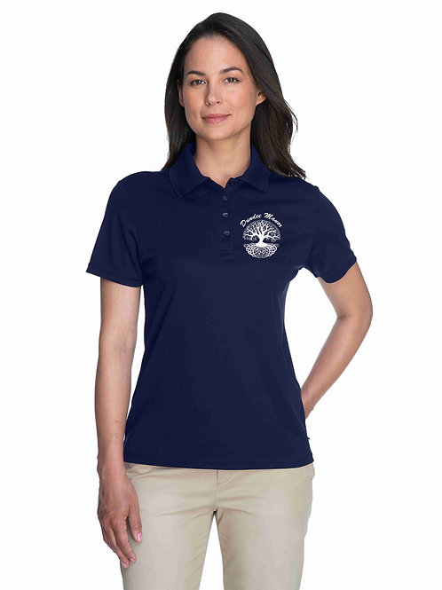 Dundee Manor Ladies' Core 365 Performance Pique Polo 78181