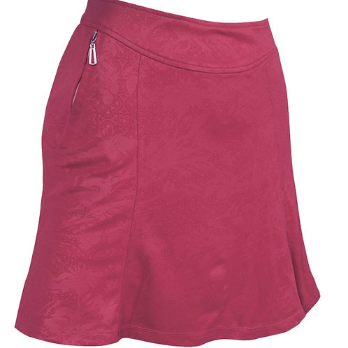 Rivertowne LGA Ladies' Dry Swing Vintage Emboss Skort 2949