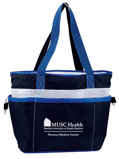 MUSC Health Gemline Vineyard Insulated Tote 9251