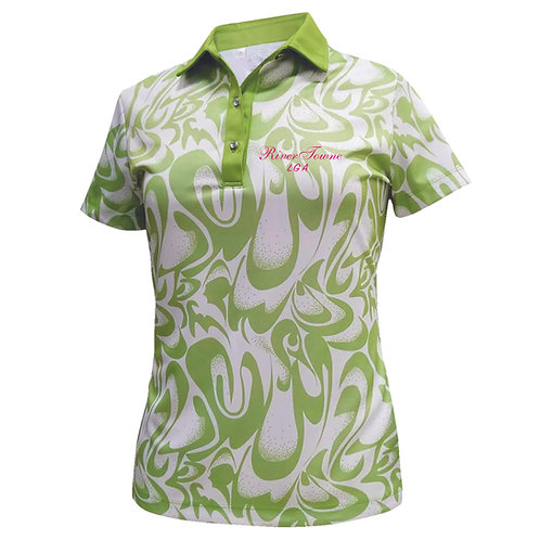 Rivertowne LGA Ladies' Dry Swing Monterey Club Polo 2404