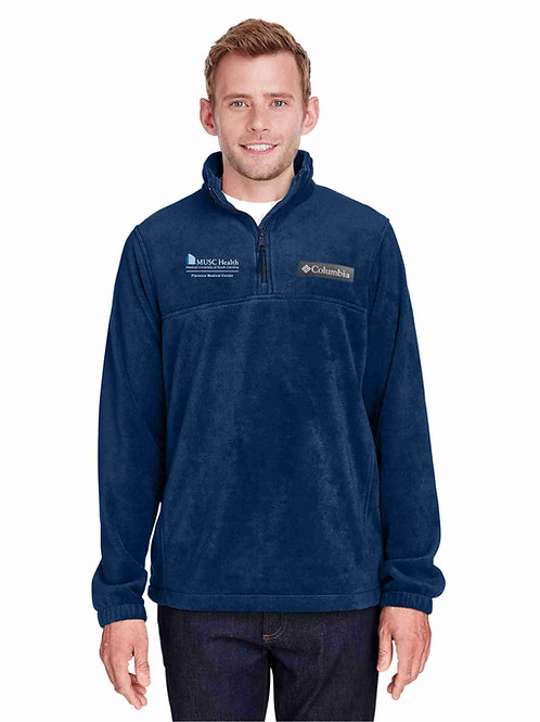 MUSC Health Columbia Men's Steens Mountain Half-Zip Fleece Jacket 1620191
