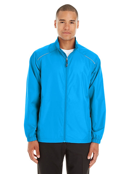 Core 365 Men's Motivate Unlined Lightweight Jacket (with logo)