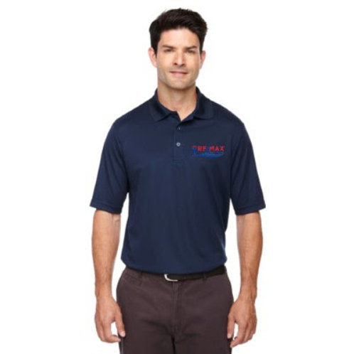Remax Men's Core 365 Performance Pique Polo 88181