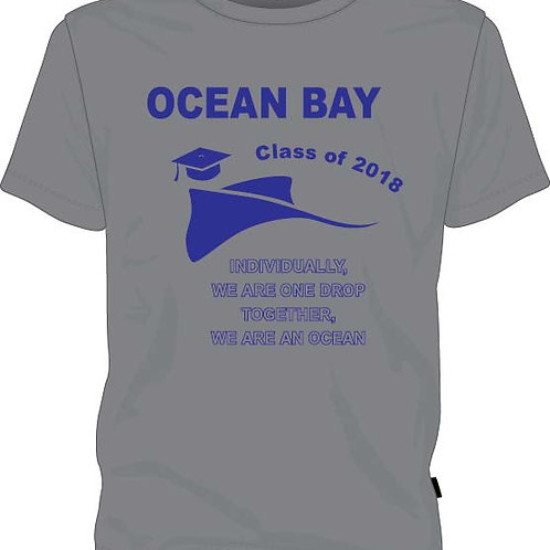 Ocean Bay Middle School Youth T-Shirt