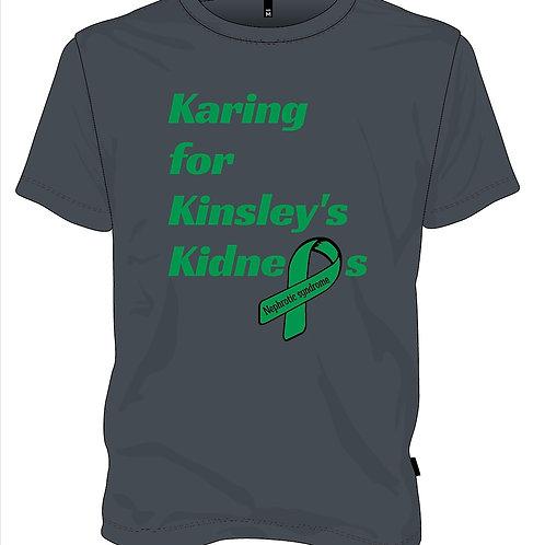 Adult Karing for Kinsley's Kidneys T-Shirt G500
