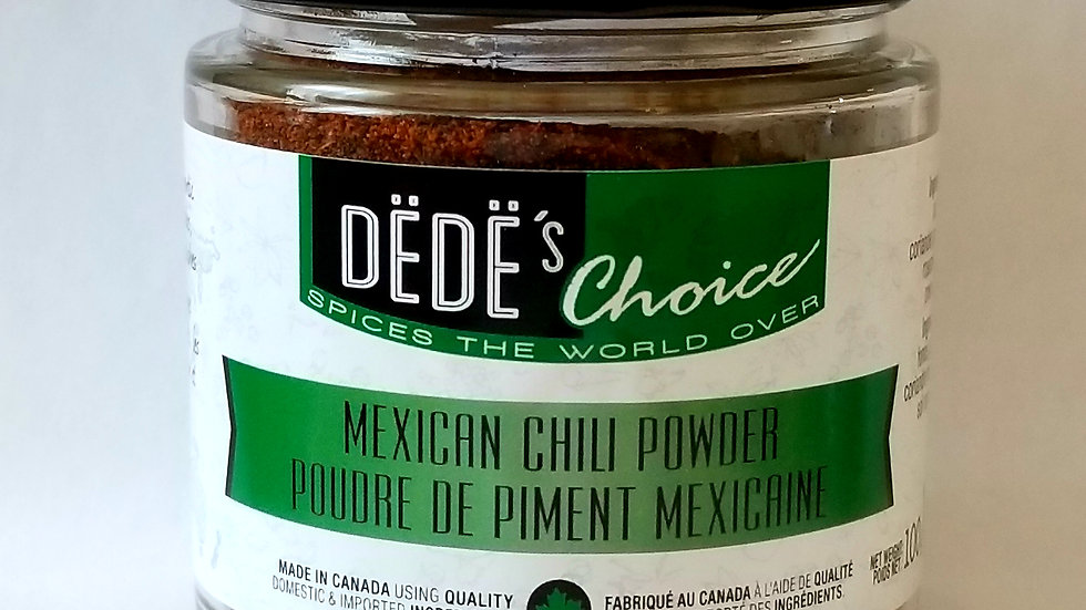 MEXICAN CHILI POWDER - 100G
