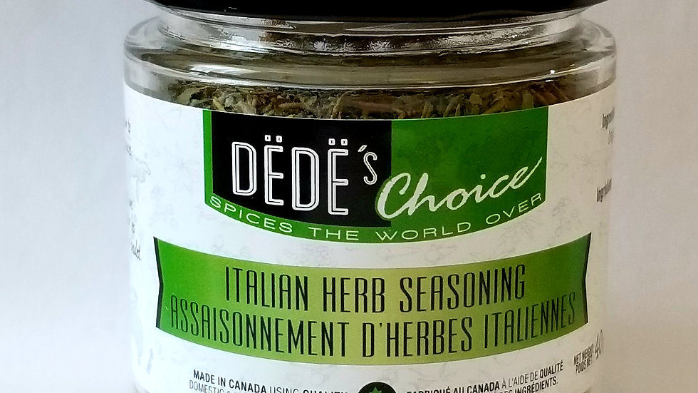 ITALIAN HERB SEASONING – 40g