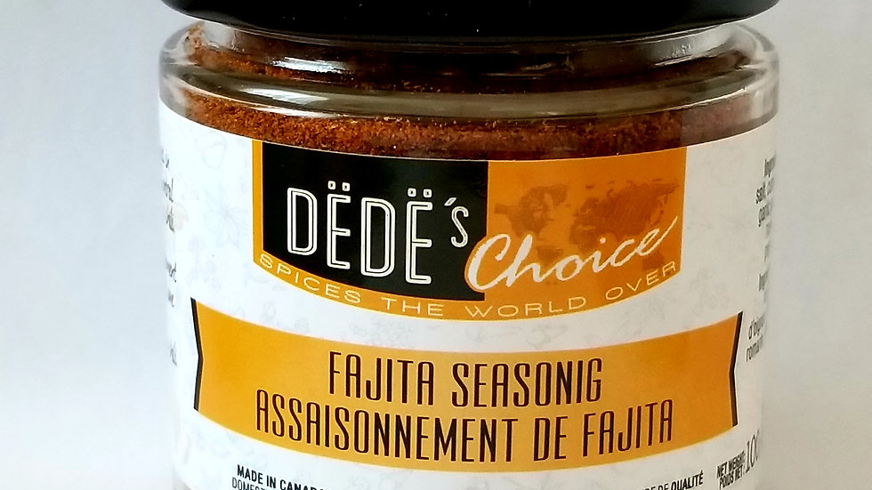 FAJITA SEASONING - 100g