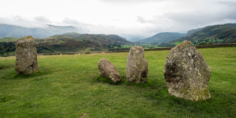 Castlerigg Stone Circle, Keswick, Cumbria